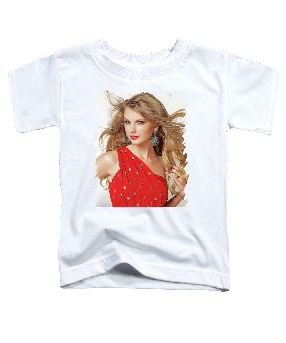 Taylor Swift Toddler T-Shirts