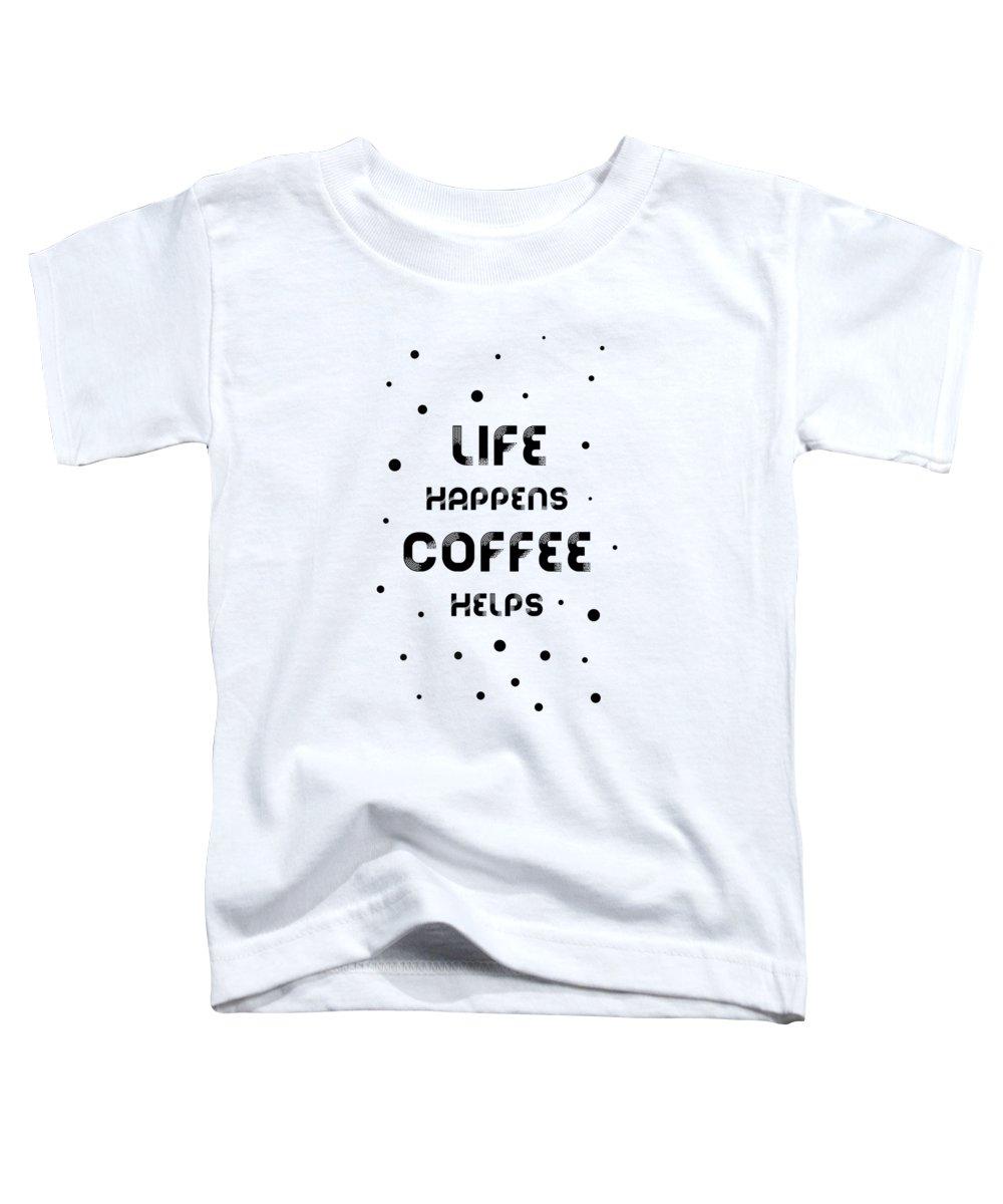 Dots Toddler T-Shirts