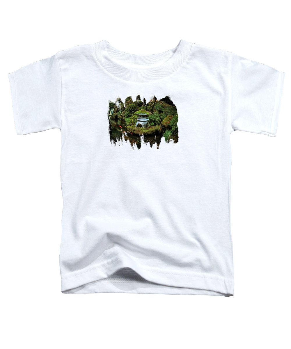 Pagoda Photographs Toddler T-Shirts