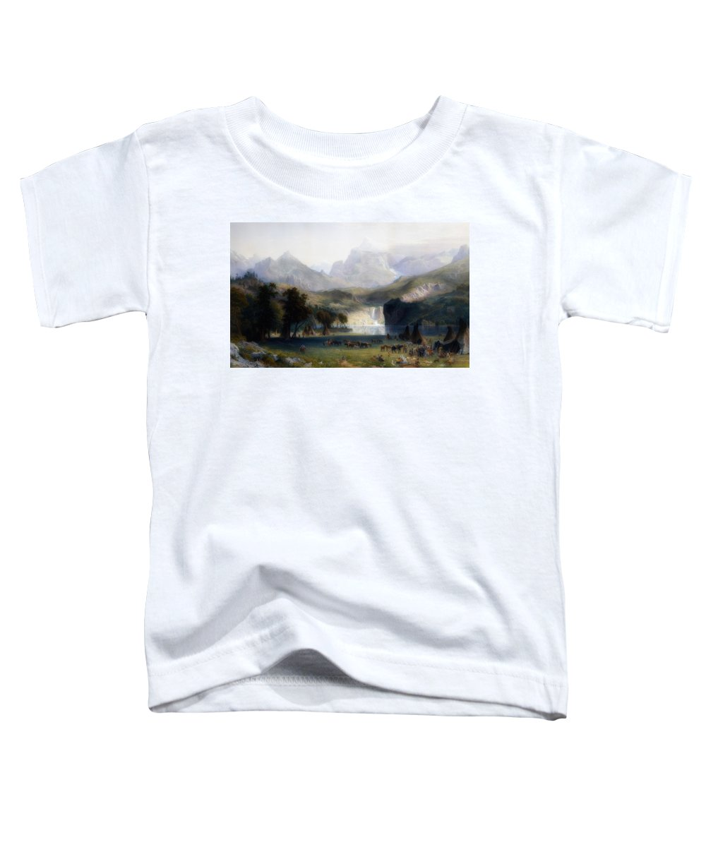 Indian Peaks Wilderness Toddler T-Shirts