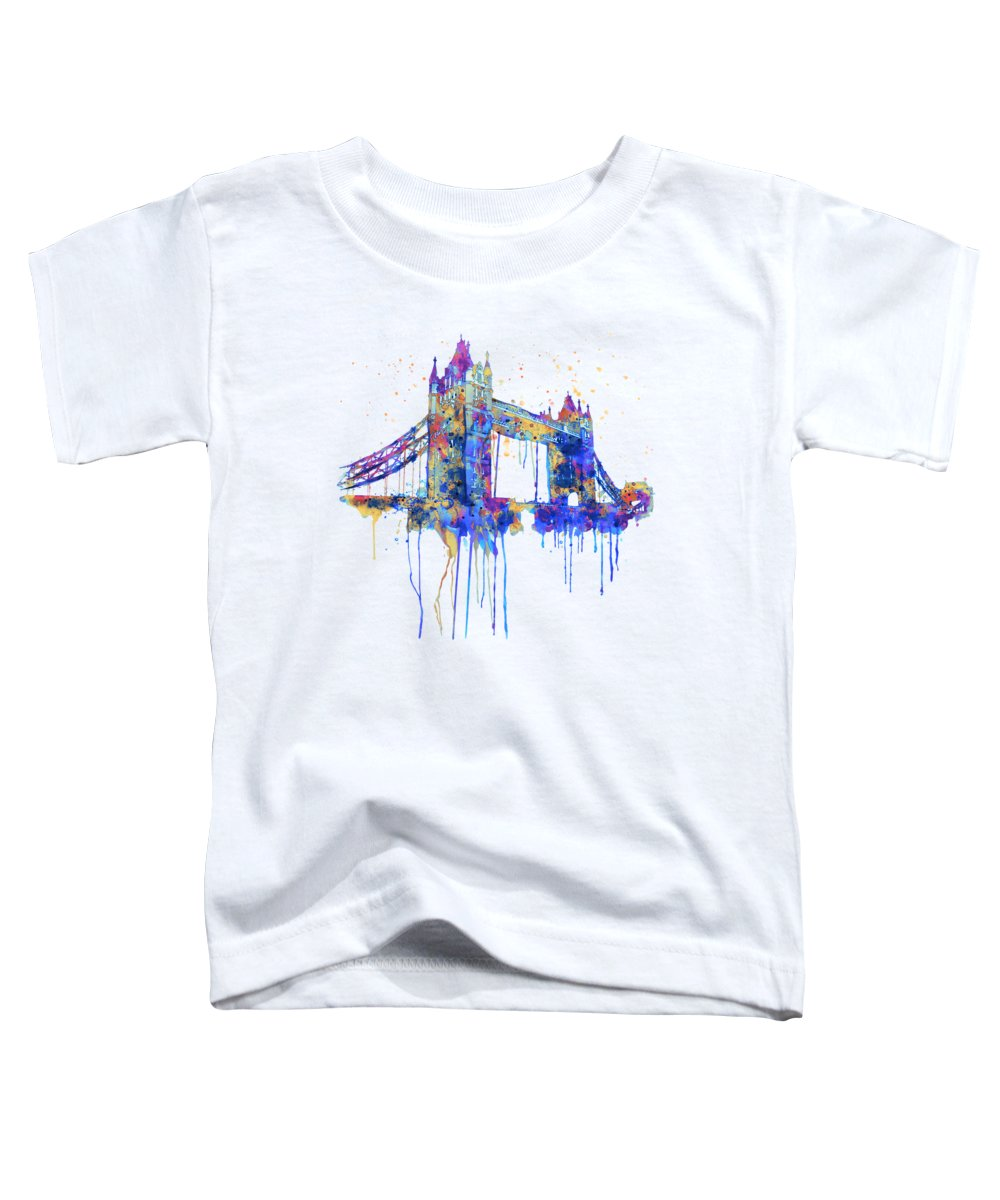 Tower Of London Toddler T-Shirts