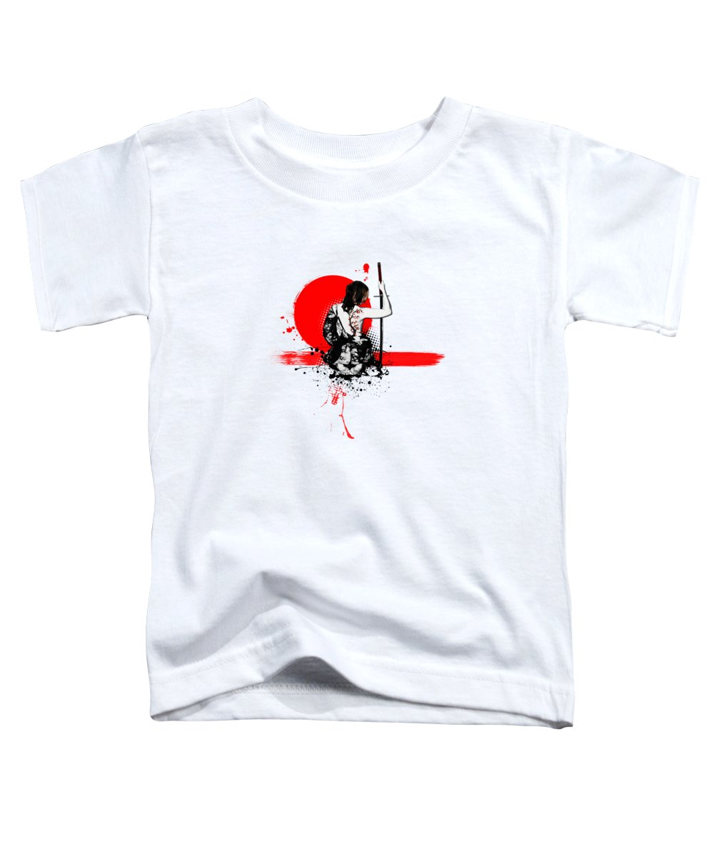 Woman Toddler T-Shirts
