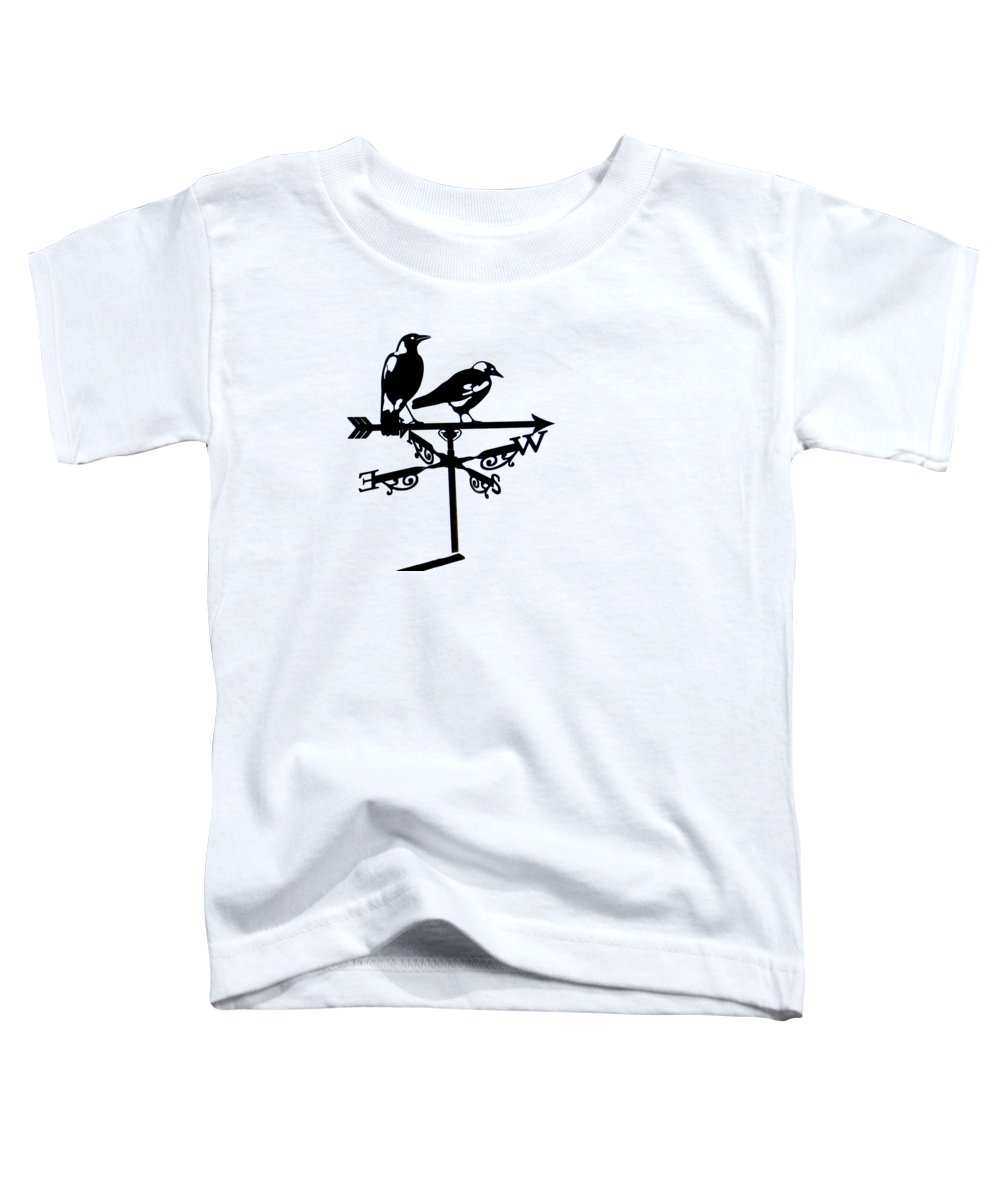 Magpies Toddler T-Shirts