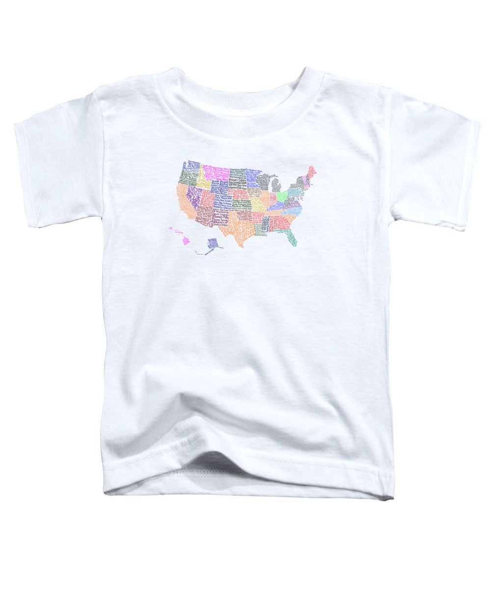Rhythm And Blues Toddler T-Shirts