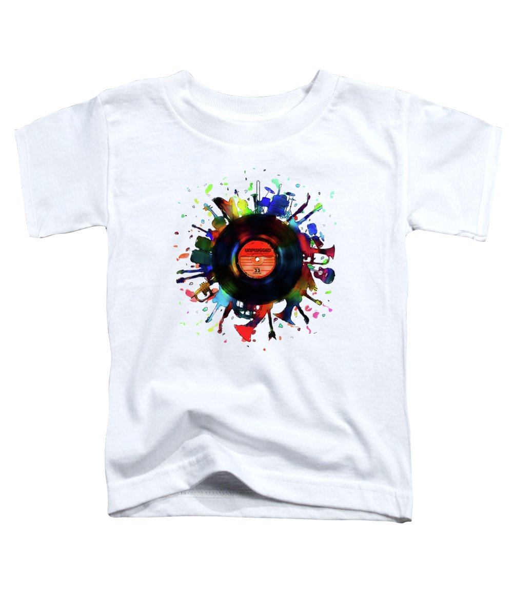 Records Toddler T-Shirts