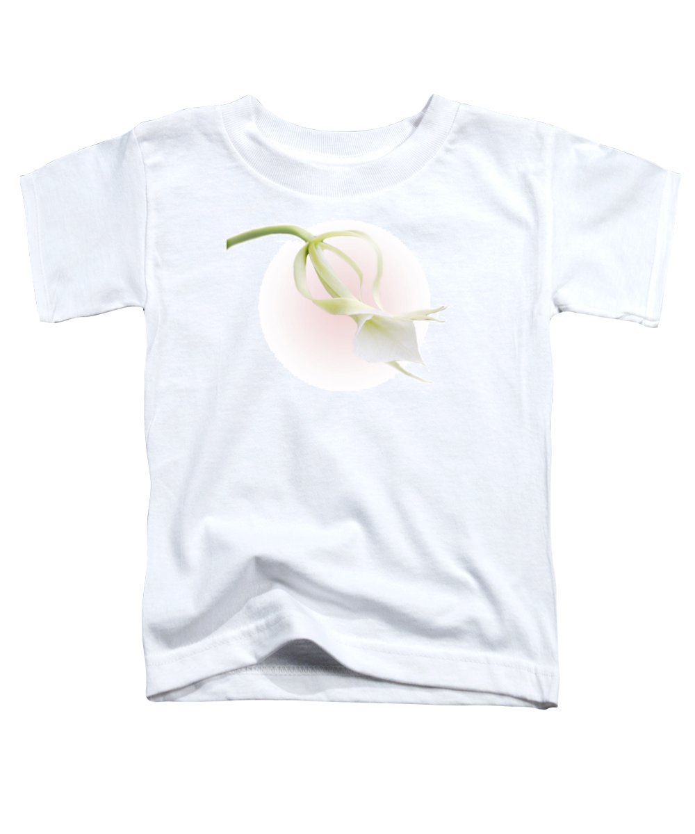 Love Toddler T-Shirt featuring the photograph Valentine Orchid by Marilyn Hunt