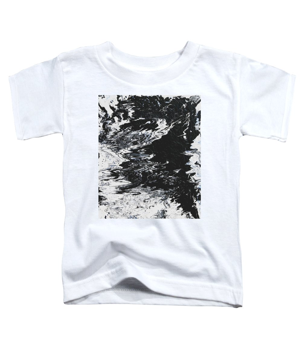 Fusionart Toddler T-Shirt featuring the painting Victory by Ralph White