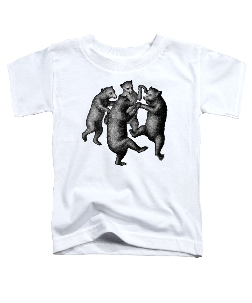 Polar Bear Toddler T-Shirts