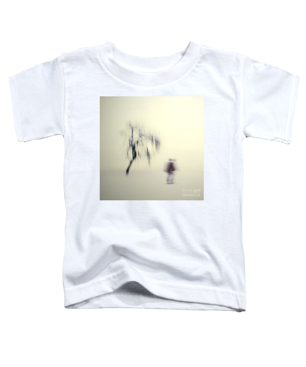 Blur Toddler T-Shirt featuring the photograph What Is The Way To The Light by Dana DiPasquale