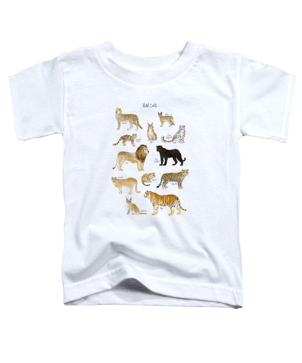 Mountain Toddler T-Shirts