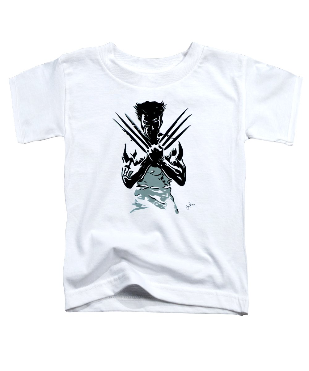 Wolverine Toddler T-Shirts
