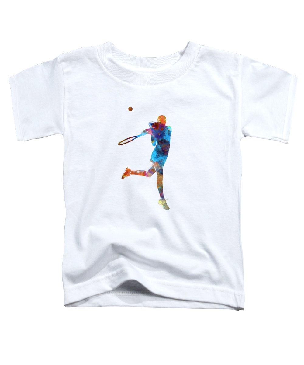 Tennis Toddler T-Shirts