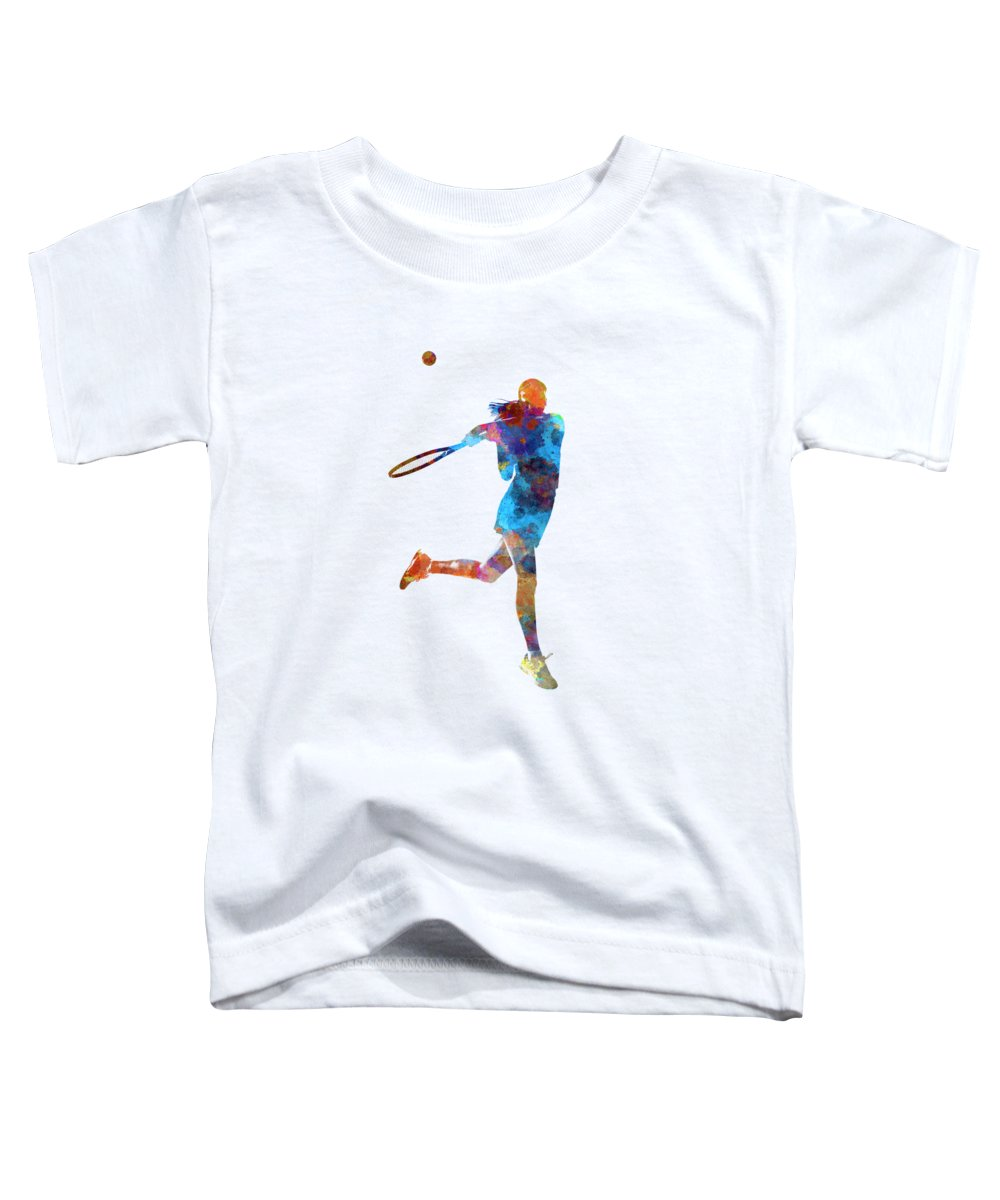 Tennis Toddler T-Shirts