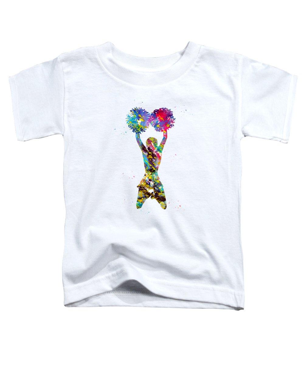 Cheerleaders Toddler T-Shirts