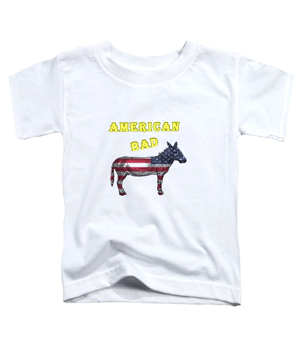 American Toddler T-Shirts