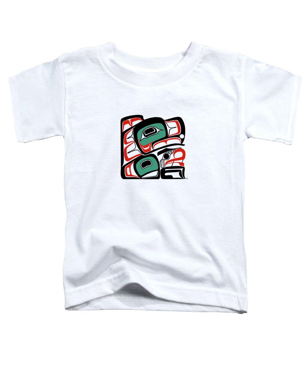 Puget Sound Toddler T-Shirts