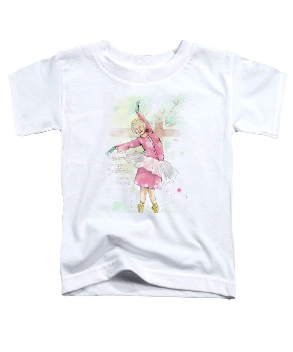 Dancing Toddler T-Shirts