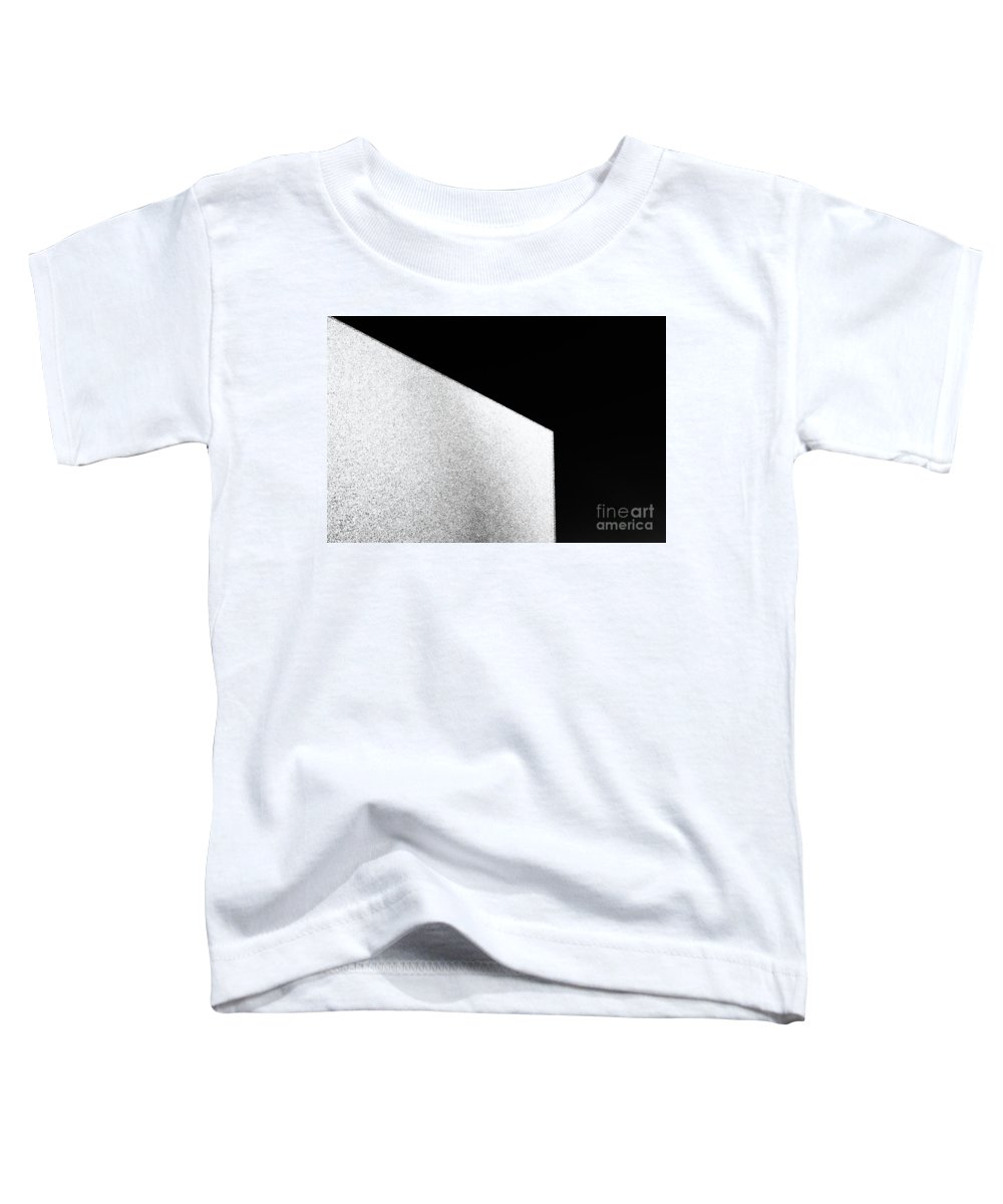 Abstract Toddler T-Shirt featuring the photograph Glass And Sky by DiFigiano Photography