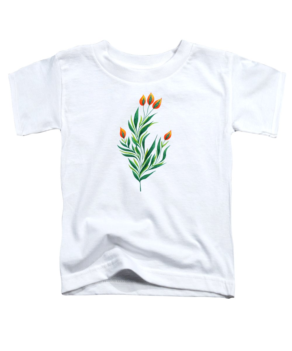 Plants Toddler T-Shirts