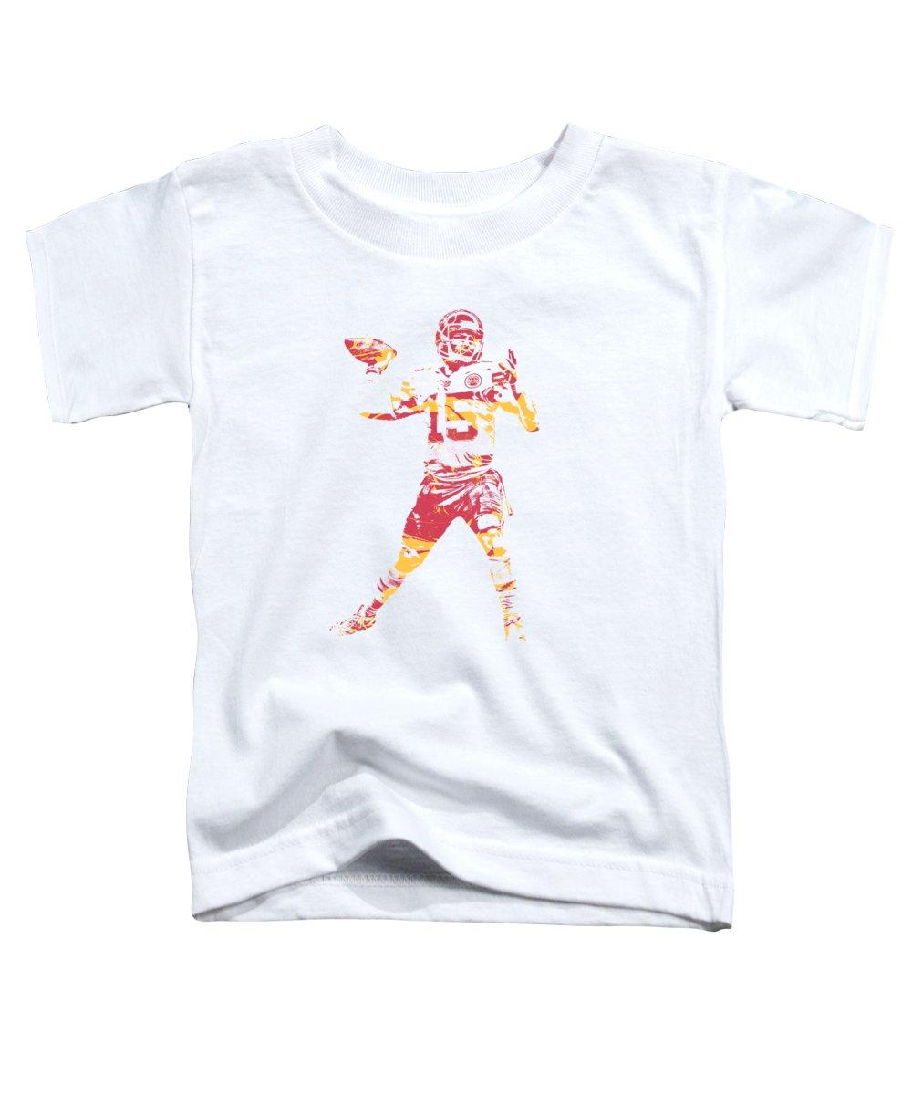 Retro Mixed Media Toddler T-Shirts