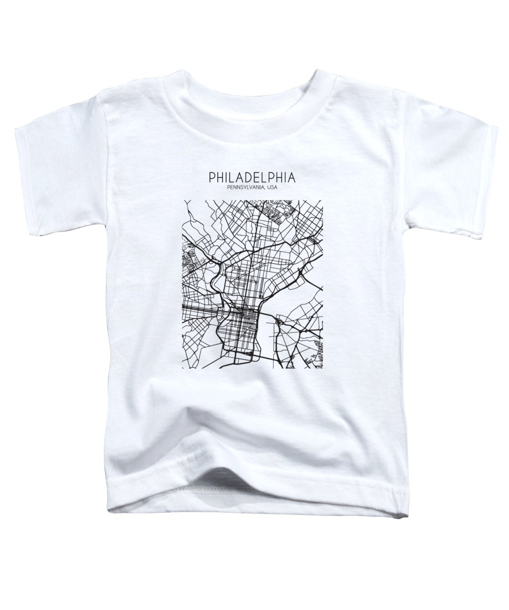 Designs Similar to Philadelphia Street Map