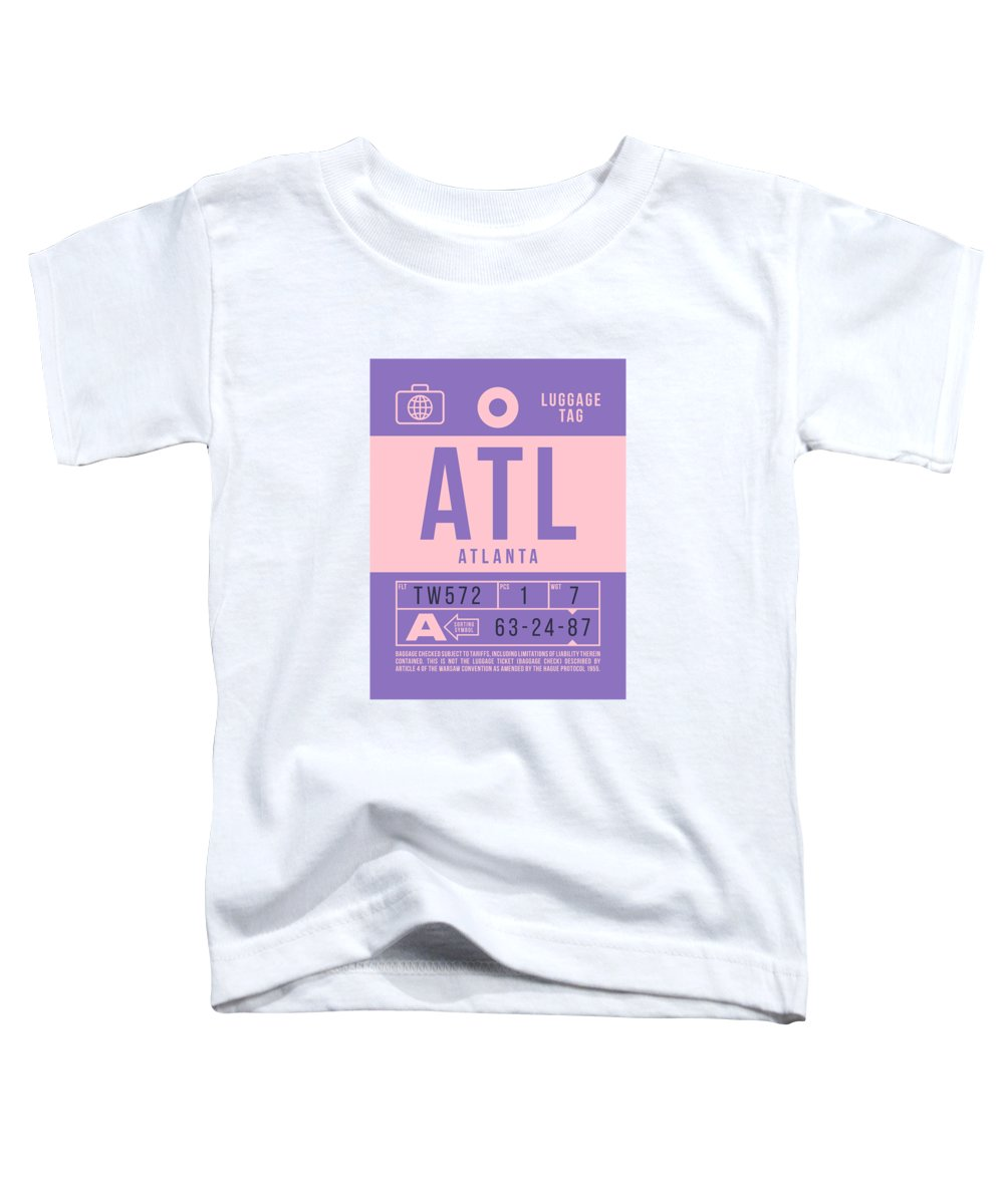 Atlanta Toddler T-Shirts