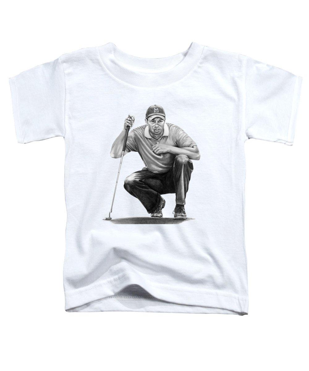 Golf Toddler T-Shirts