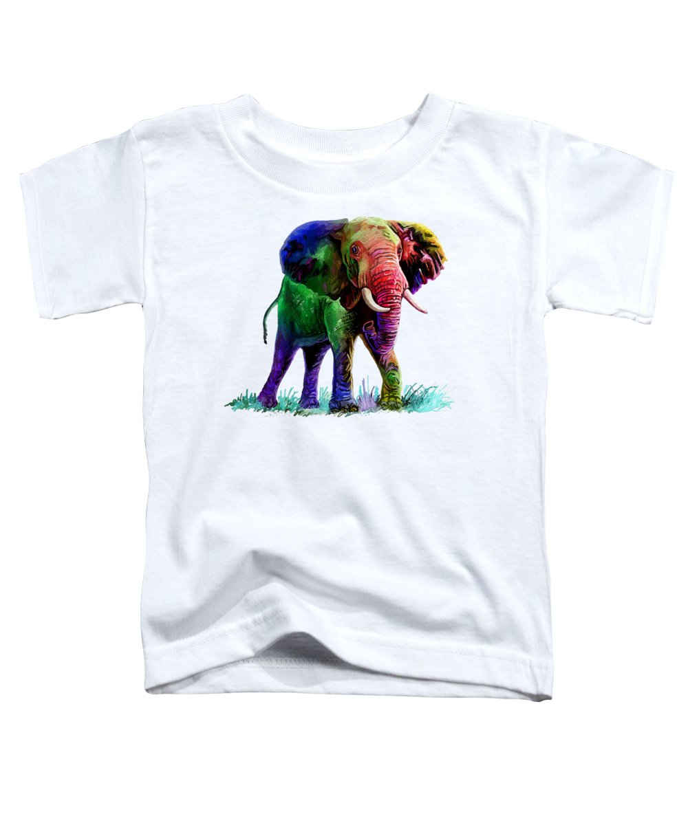 Water Towers Toddler T-Shirts
