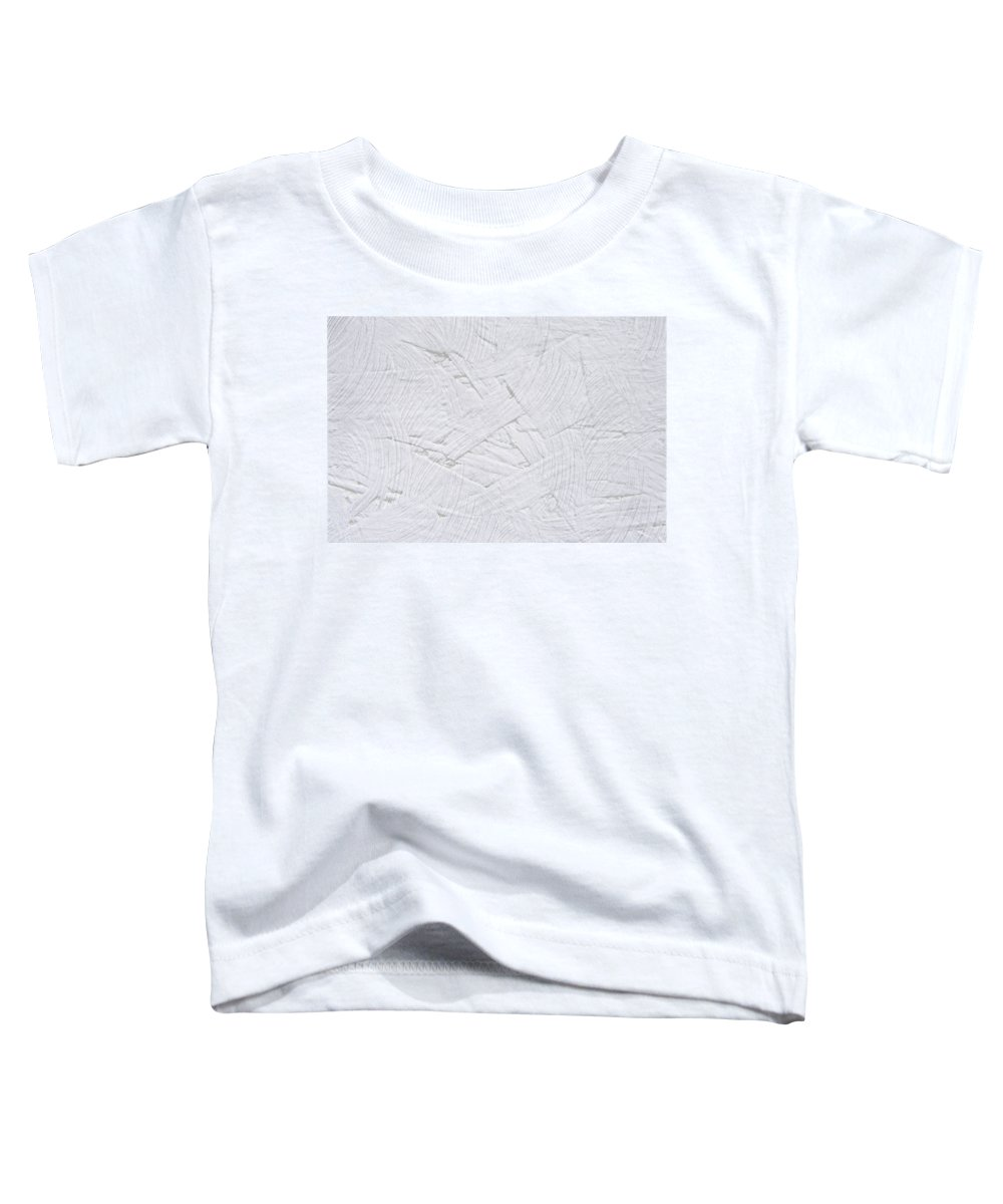 Brushstrokes Toddler T-Shirts