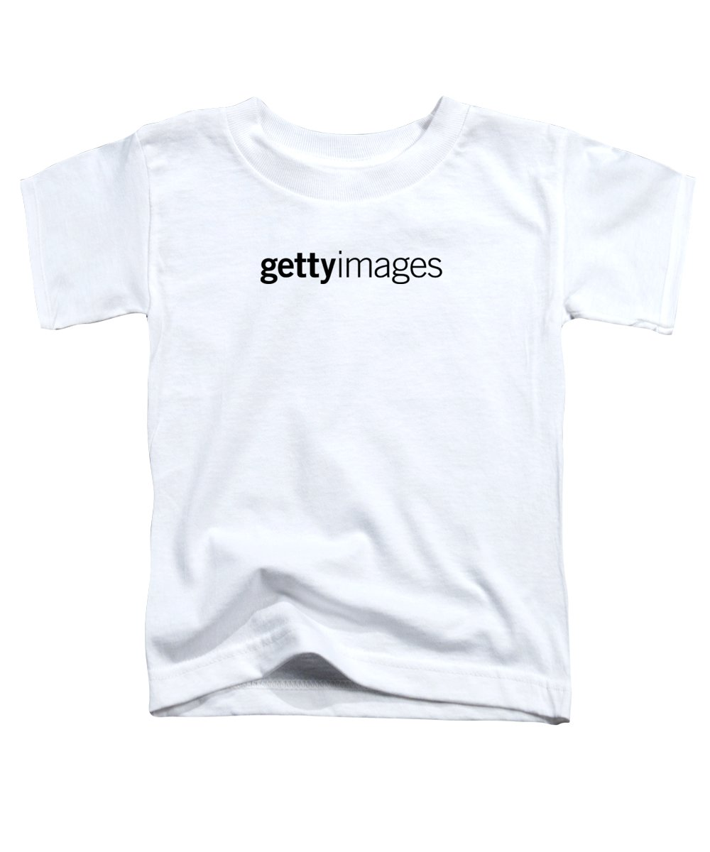 Getty Images Logo Toddler T-Shirt featuring the digital art Getty Images Logo by Getty Images