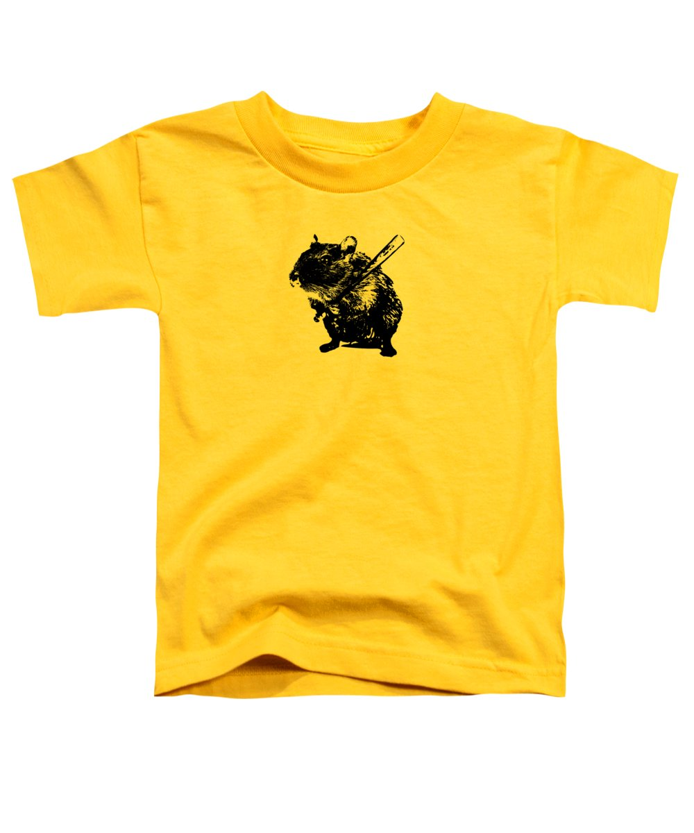 Beaver Toddler T-Shirts