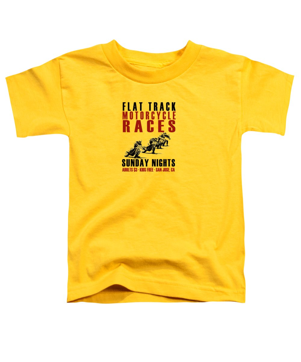 Track Toddler T-Shirts