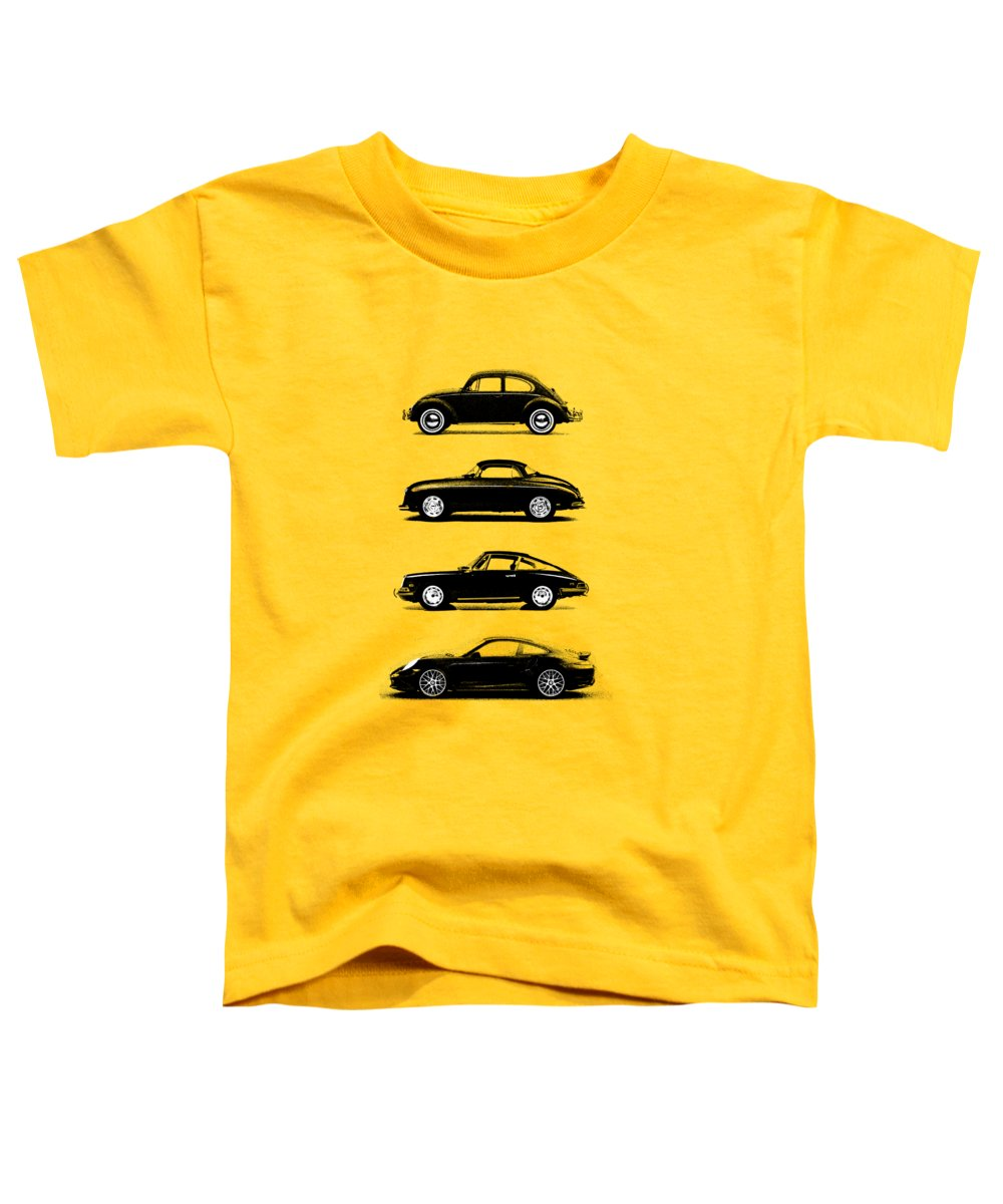 Beetle Toddler T-Shirts