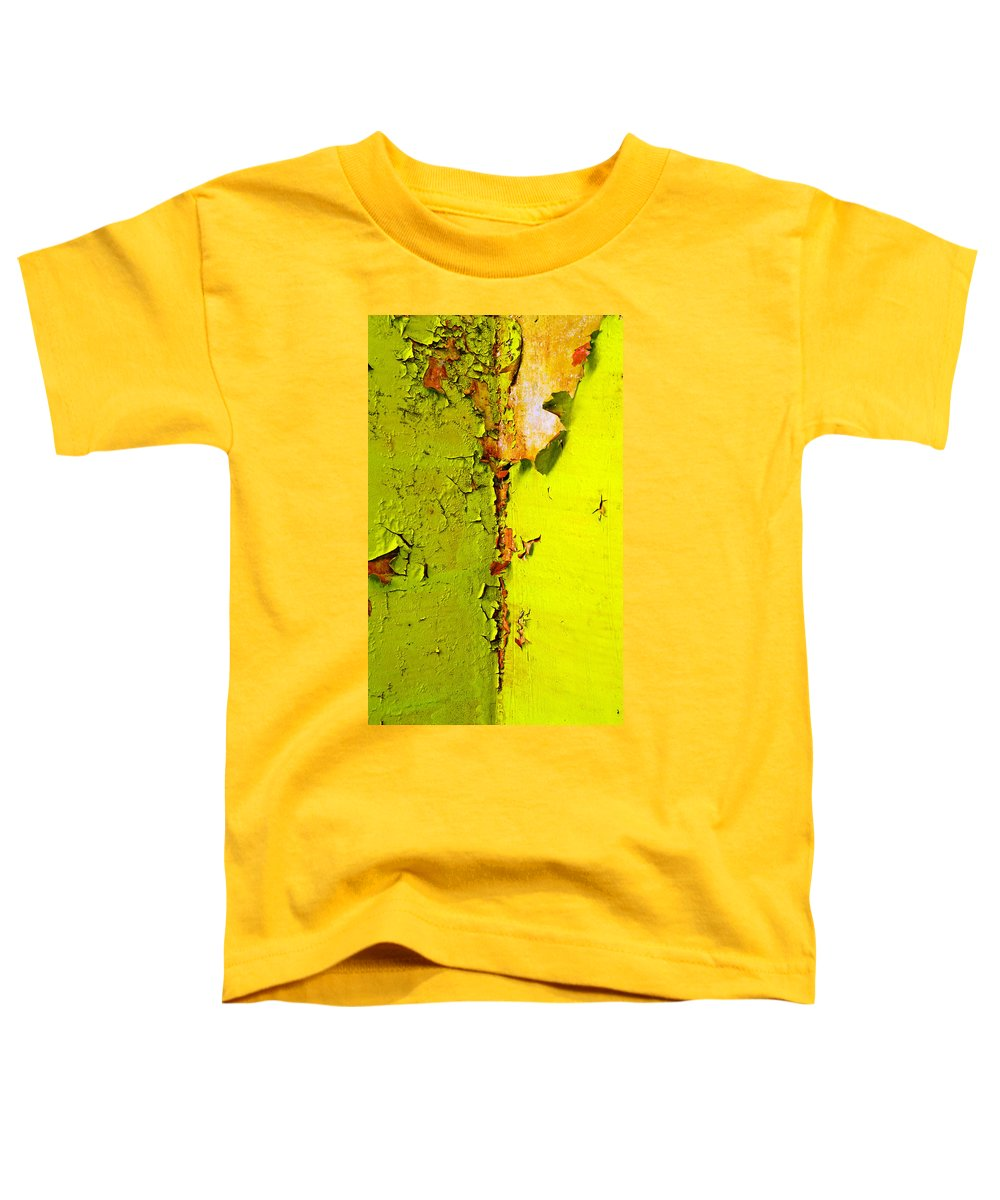 Skip Hunt Toddler T-Shirt featuring the photograph Going Green by Skip Hunt