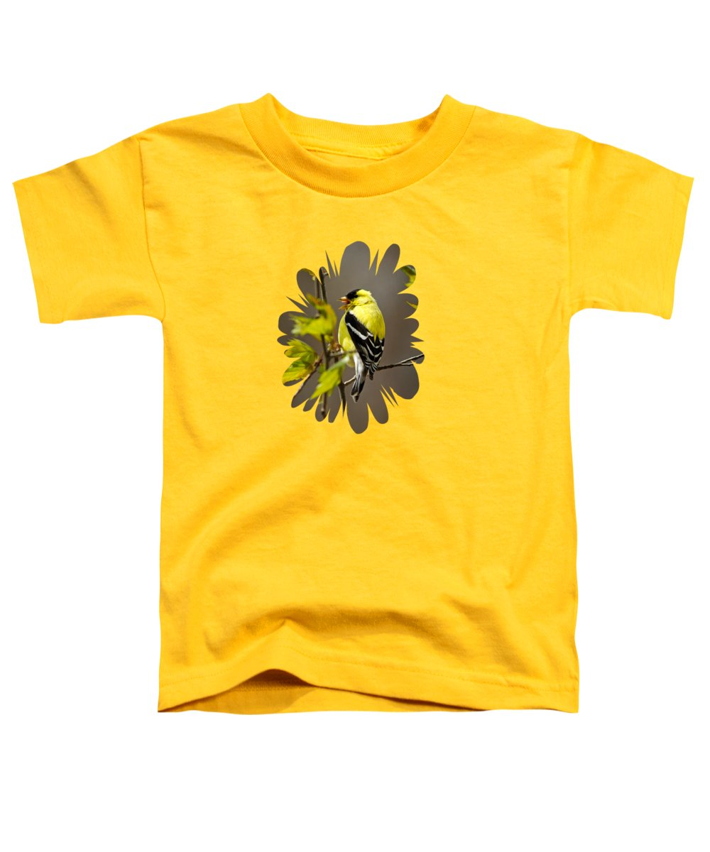 Canary Toddler T-Shirts