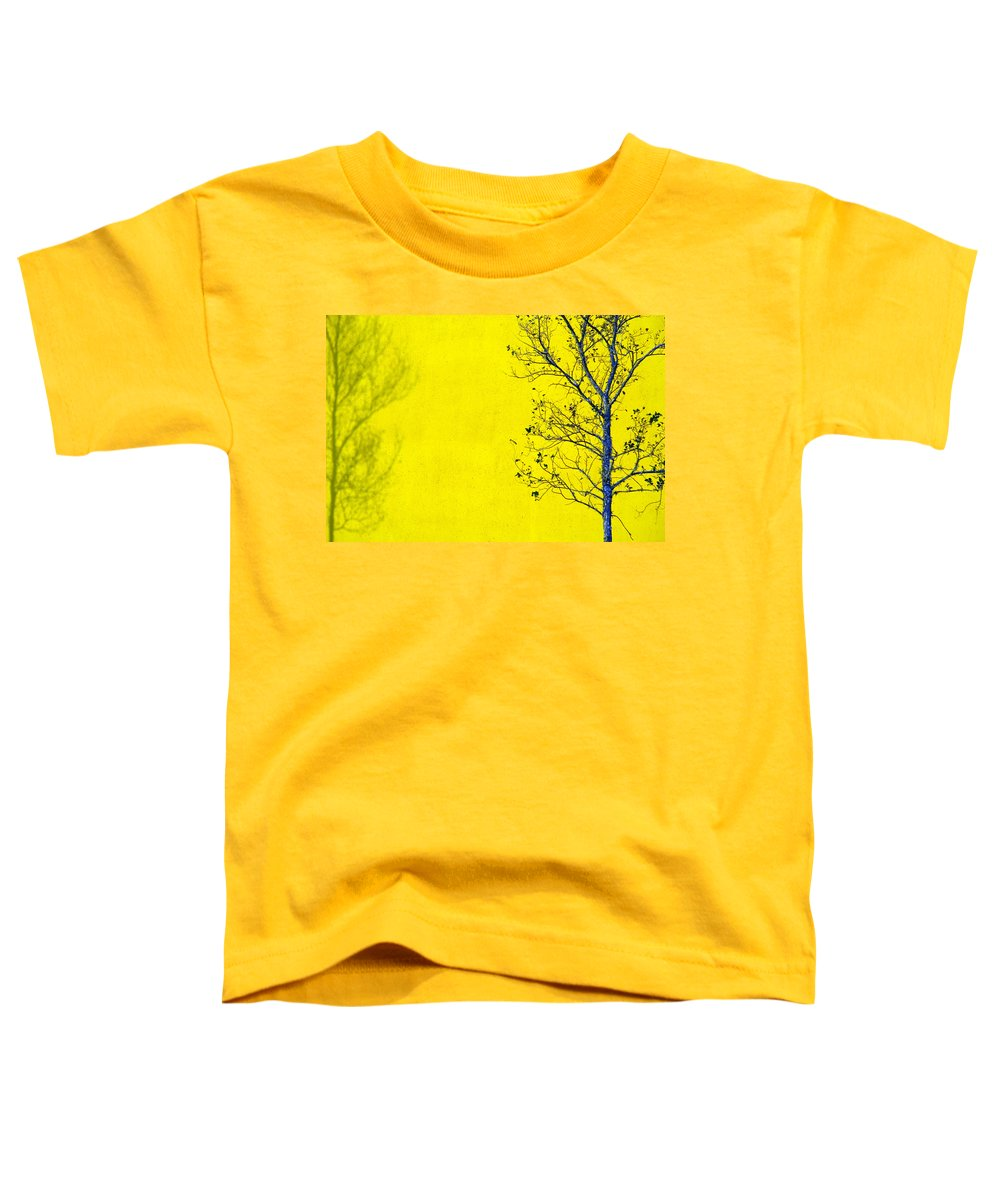 Skip Toddler T-Shirt featuring the photograph Krishna by Skip Hunt