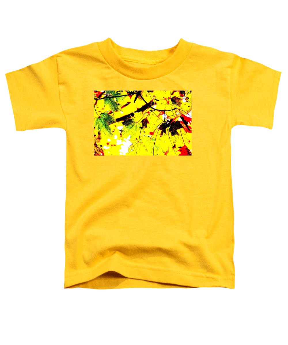 Lemonade Toddler T-Shirt featuring the photograph Lemonade by Ed Smith