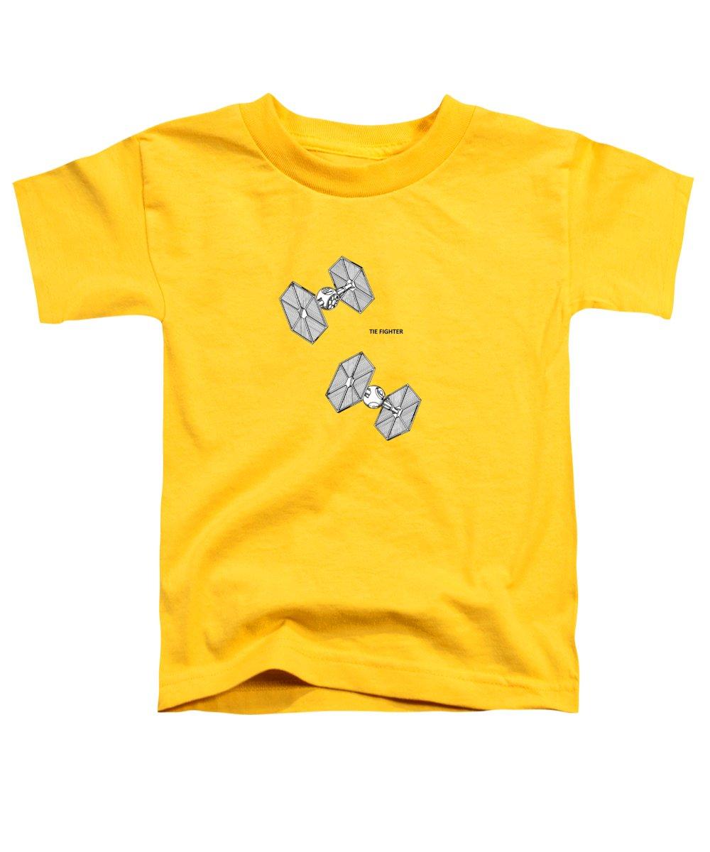 Spaceship Toddler T-Shirts