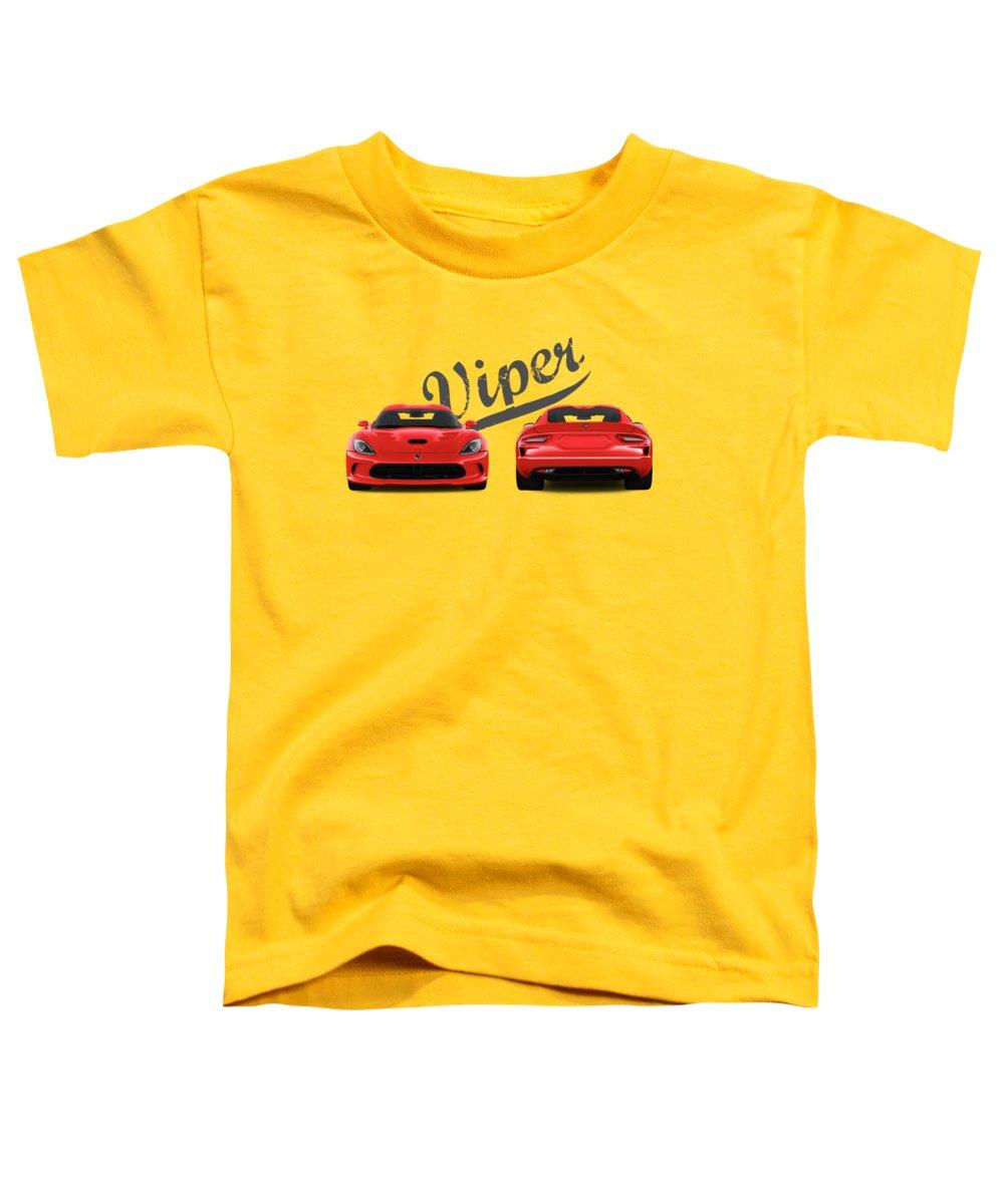 Viper Toddler T-Shirts