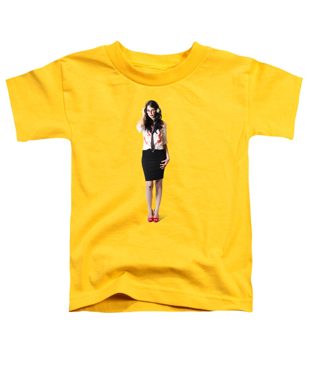 Stain Toddler T-Shirts