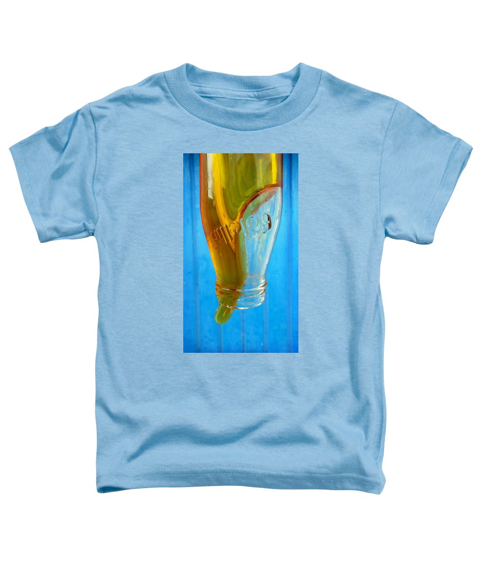 Skip Hunt Toddler T-Shirt featuring the photograph Miel by Skip Hunt