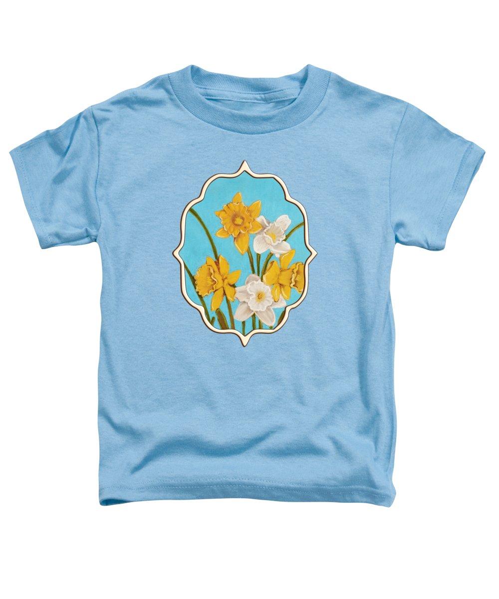 Daffodil Toddler T-Shirts