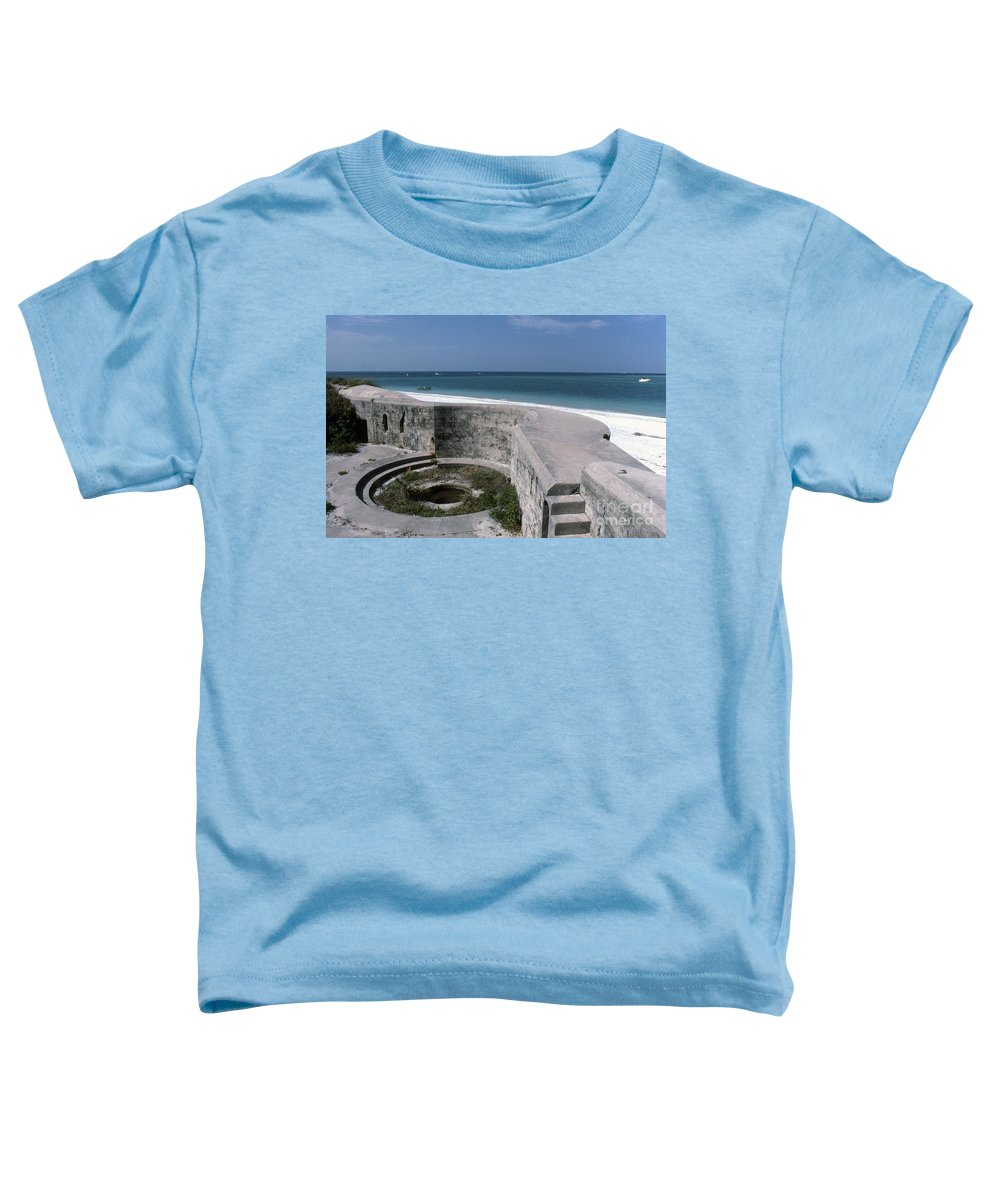 Beaches Toddler T-Shirt featuring the photograph Egmont Key by Richard Rizzo