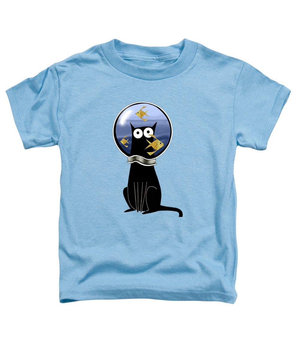 Watercolour Toddler T-Shirts