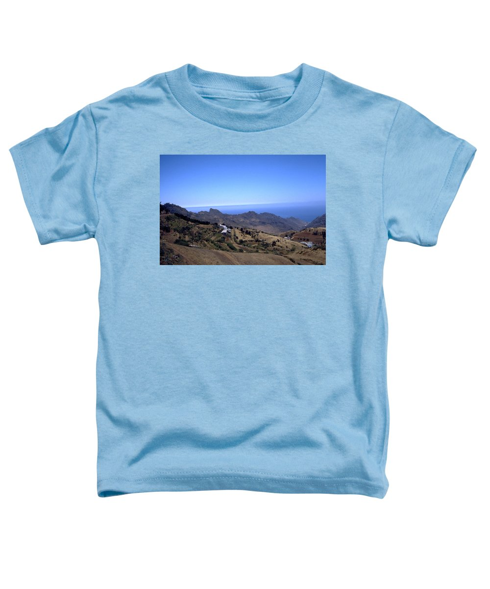 Tenerife Toddler T-Shirt featuring the photograph Tenerife II by Flavia Westerwelle