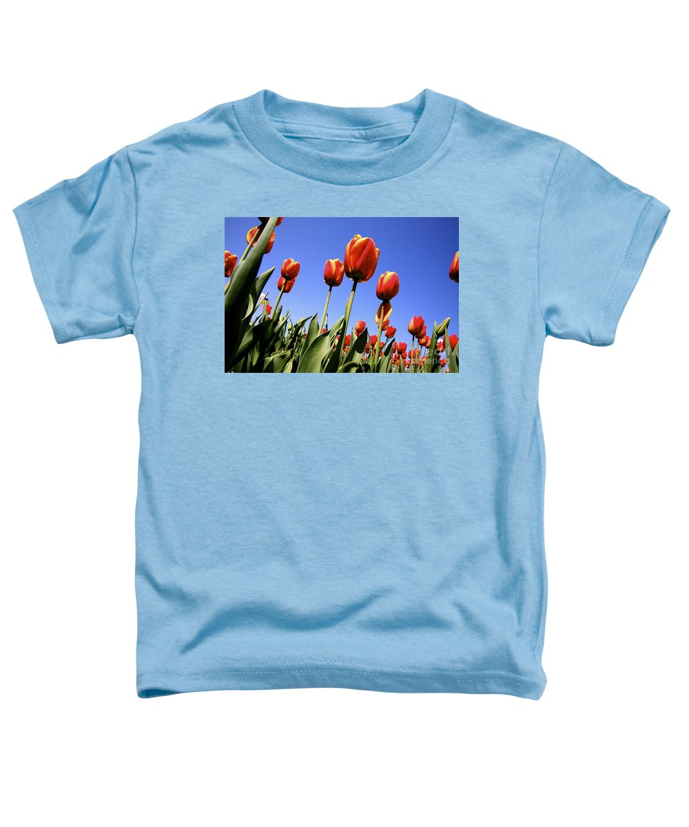 Tulips Toddler T-Shirt featuring the photograph Tulips Time 3 by Robert Pearson