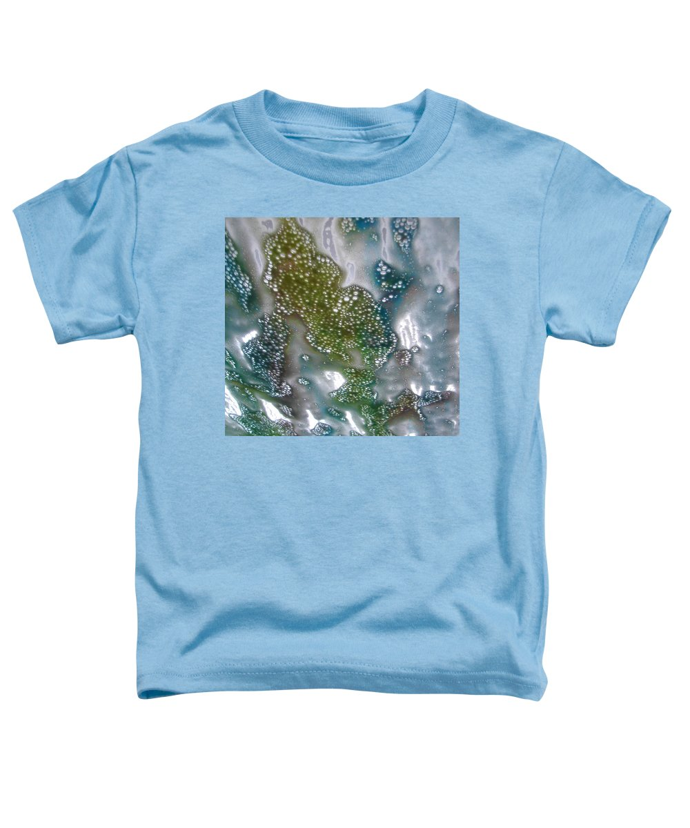 Toddler T-Shirt featuring the photograph Wax On by Luciana Seymour