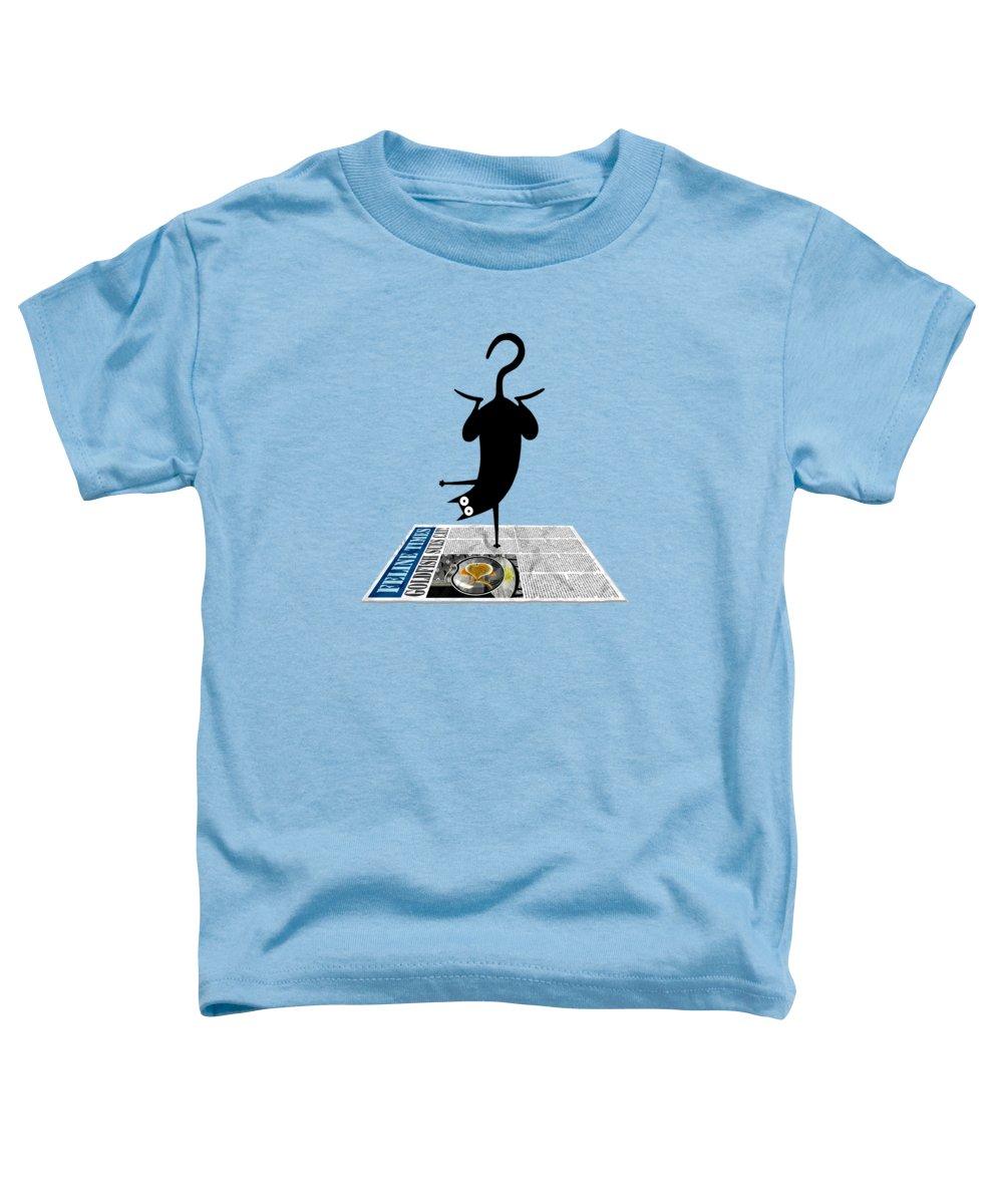Black Toddler T-Shirts