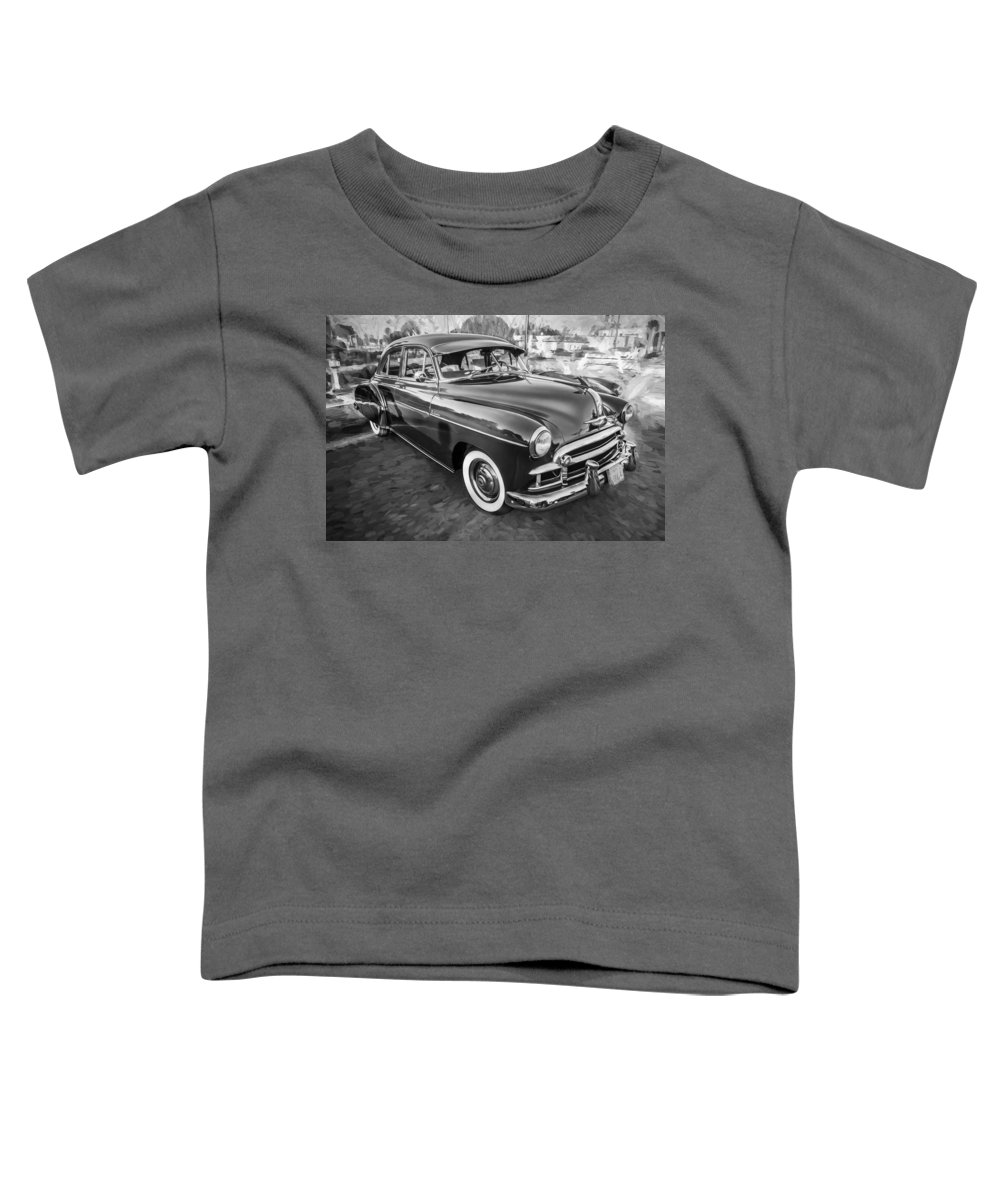 Dual Exhaust Toddler T-Shirts