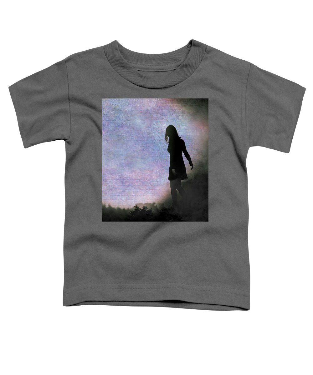Loriental Toddler T-Shirt featuring the photograph Another World by Loriental Photography